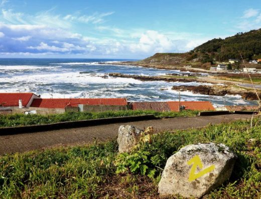 Cycling the Portuguese Coastal Camino
