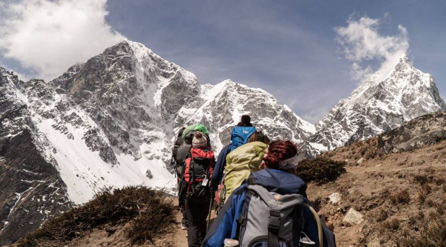 Sustainable Trekking in Nepal and India