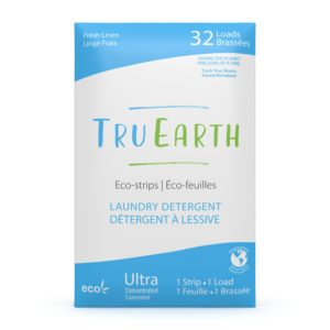 Keepsie Kits Tru Earth sustainable laundry detergent sheets for eco-friendly zero waste travelers