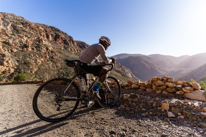 Covid-friendly self-guided cycling tour in South Africa