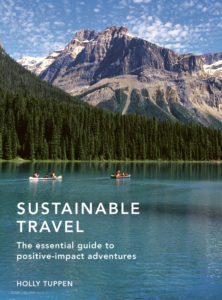 Holly Tuppen Sustainable Travel Essential Guide