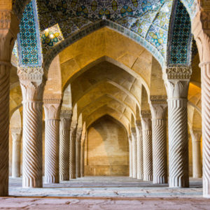 iran history and architecture tour